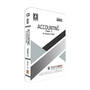 Accounting AS Level P2 Topical & Yearly Past Papers