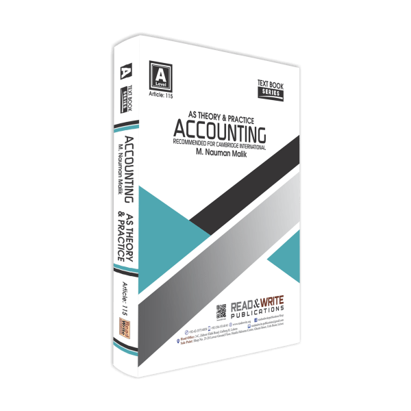 Accounting AS Level Theory and Practice