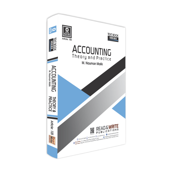 Accounting O Level Theory and Practice