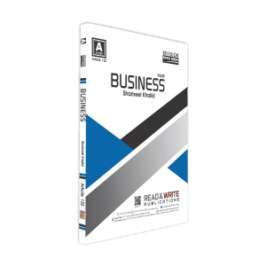 Finding difficulty in A level Business studies.Read and write publications provides you the best A level Notes written by experienced authors and are according to the Cambridge assessment with marks scheme included.