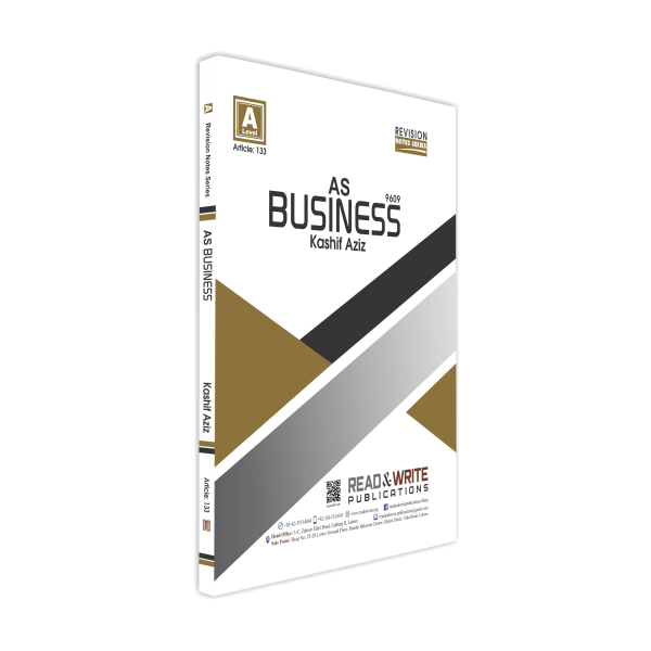 Business AS Level Notes