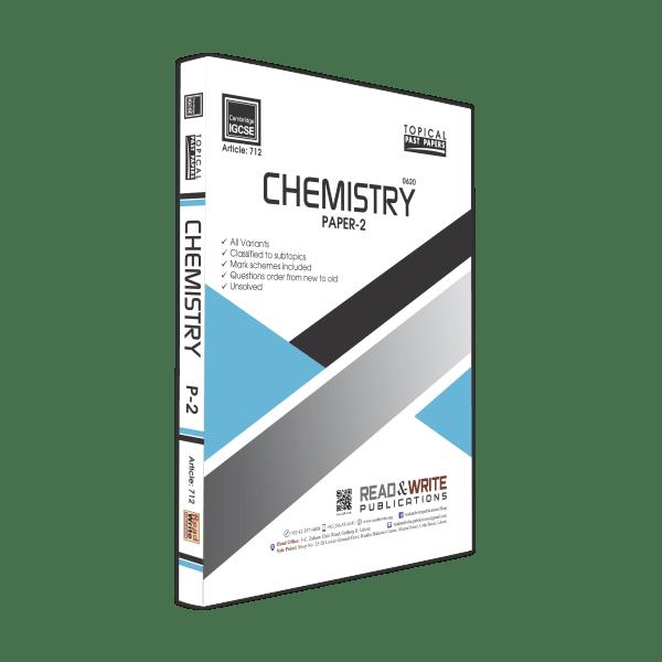 Chemistry IGCSE Past Paper