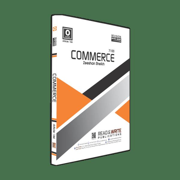 Commerce O Level Notes