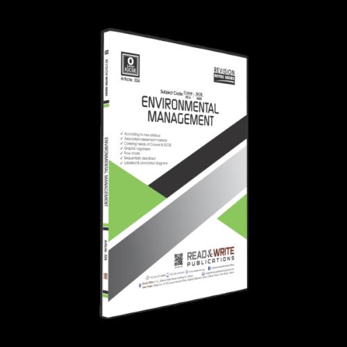 Environmental Management Revision Notes Series