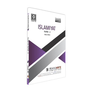 O level islamiat Paper 2