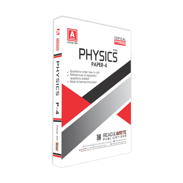 Physics A level topical workbook