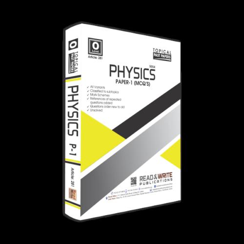 Physics O Level Paper
