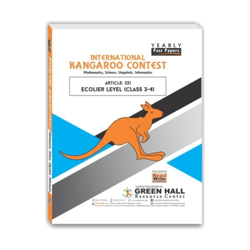 International Kangaroo Contest Ecolier Level ( Class 3-4 )