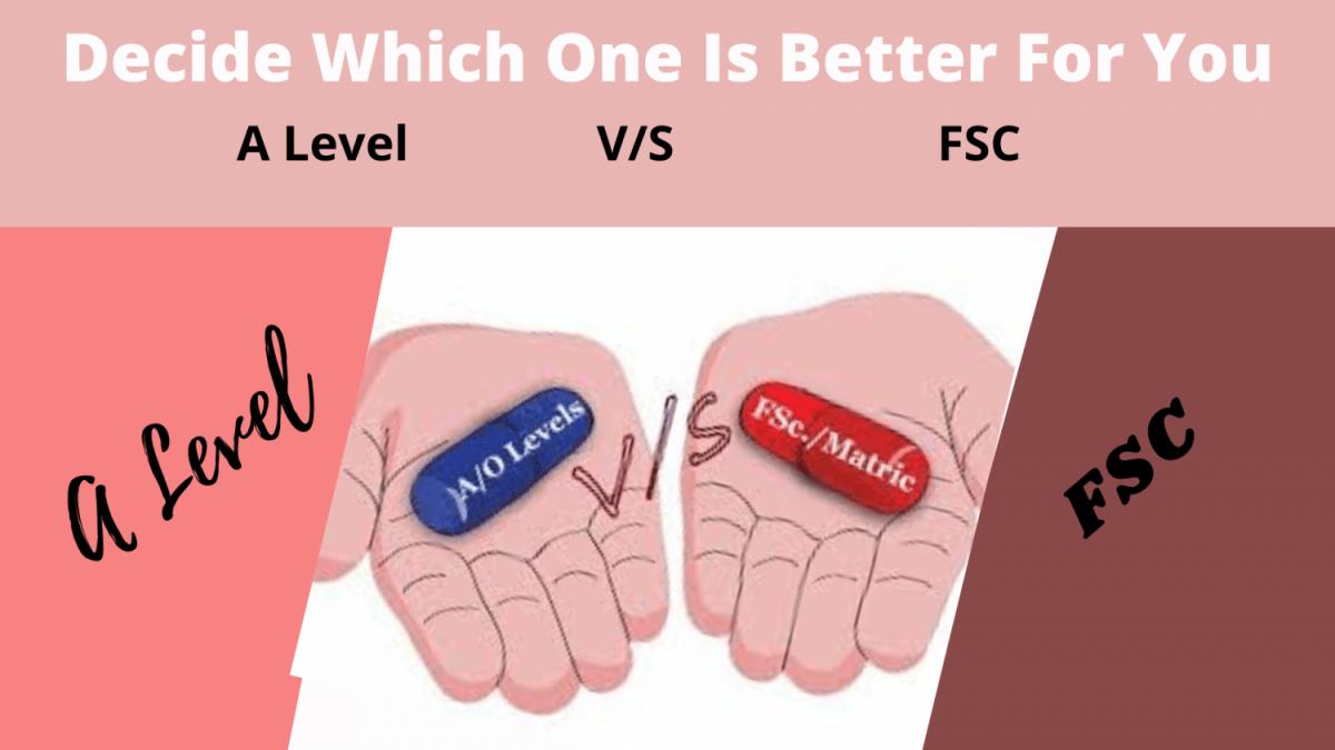 A level vs fsc