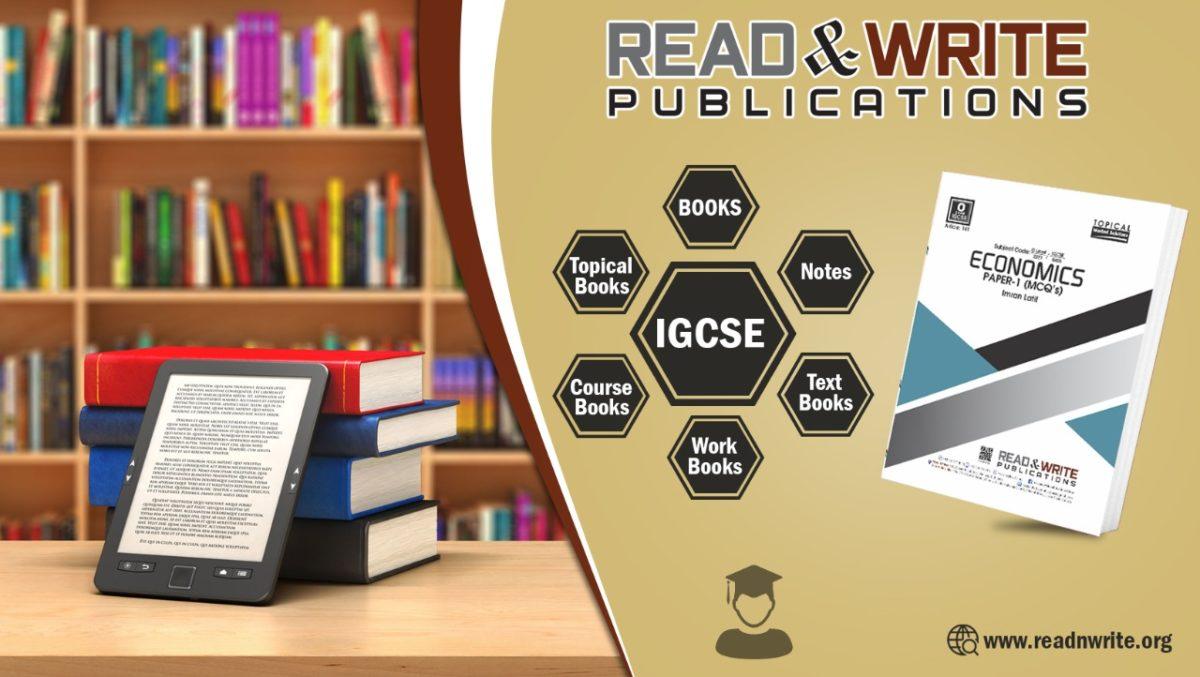 IGCSE Books in Pakistan